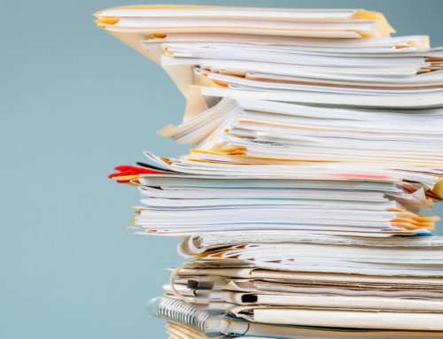 Organizing Your Documents for a Successful Tax Return