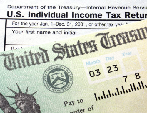 Federal & State Tax Filing Deadline Extended
